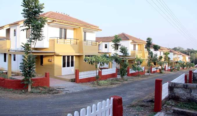 Luxurious Flats, Bungalows, Property in Sawantwadi